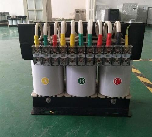Transformer of small numerical control machine