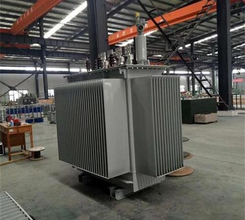 S11 oil immersed power transformer