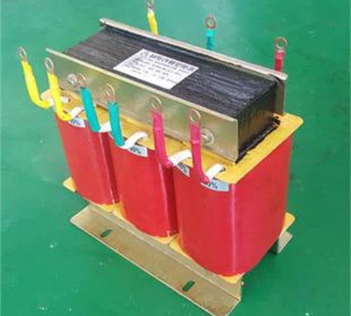 Buck start autotransformer