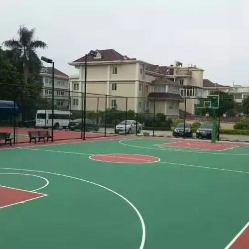 篮球场案例