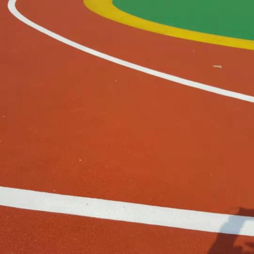 儿童乐园塑胶地坪场案例