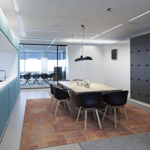 写字楼办公室装修风水安排常识