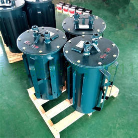 Three-phase explosion-proof transformer