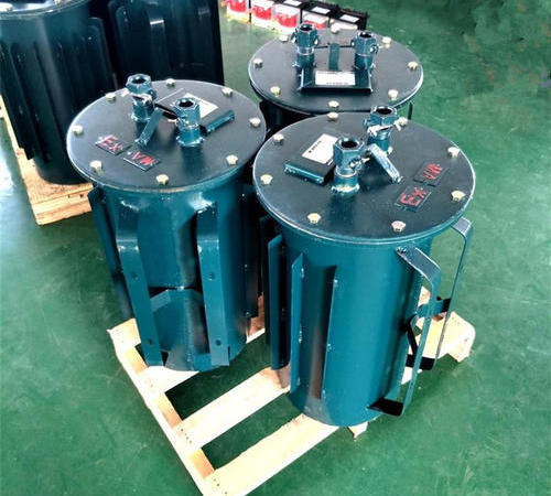 Three phase explosion proof transformer