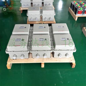 Single-phase explosion-proof transformer