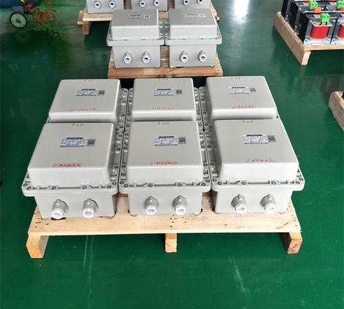 Single phase explosion proof transformer
