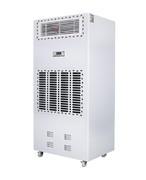 Dehumidification and humidification machine