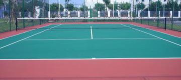 上海硅pu球场材料施工方案