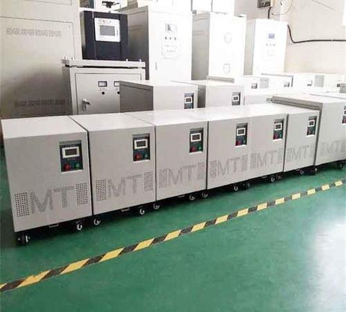 Single-phase isolation transformer