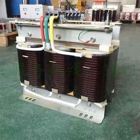 380V to 220V three-phase dry-type transformer