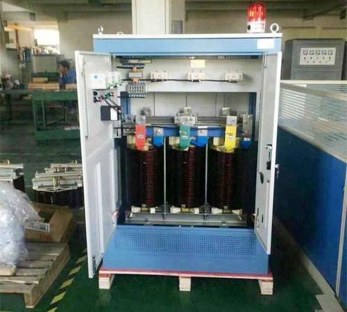 380V to 690V three-phase isolation transformer