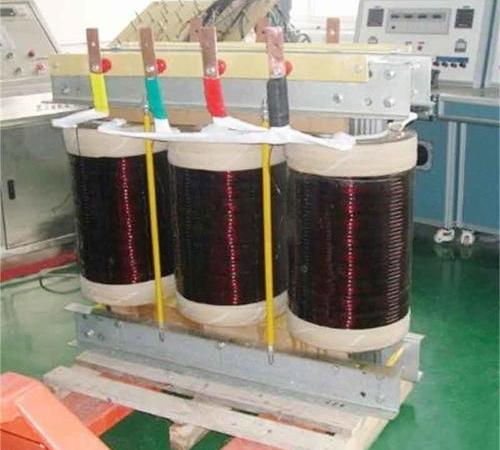 Three-phase four-wire dry-type isolation transformer SBK-80