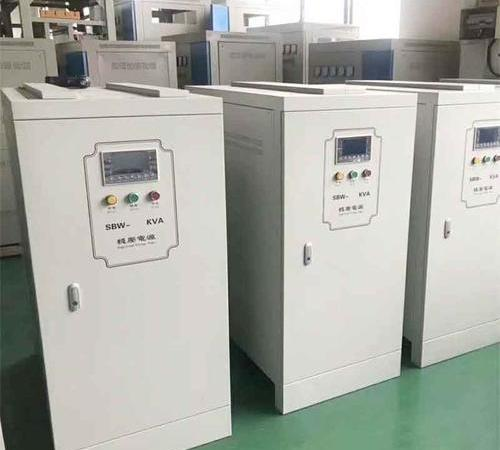 Special regulator for three-phase laser cutting equipment