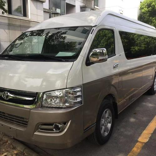 丰田海狮商务车(17座)