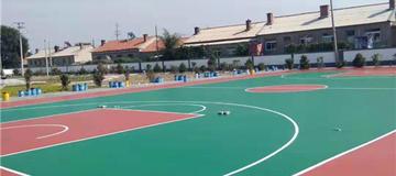 ▲上海网球场施工方案有哪些