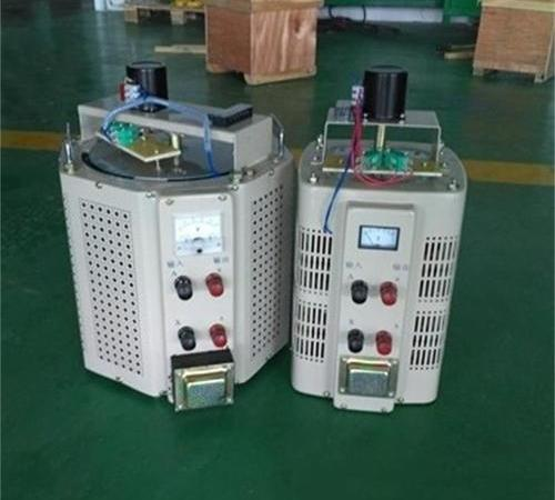Electric voltage regulator