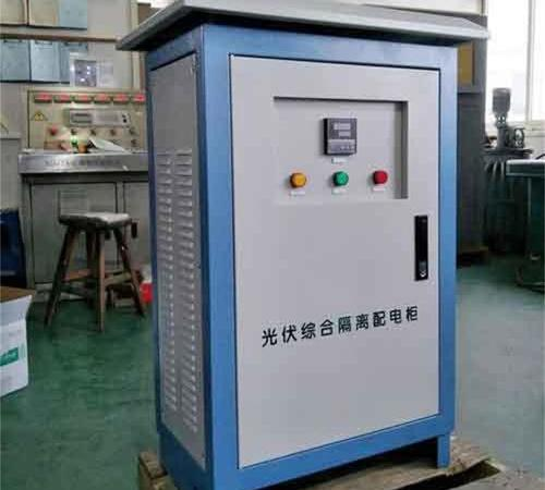 Hanneng photovoltaic isolation transformer