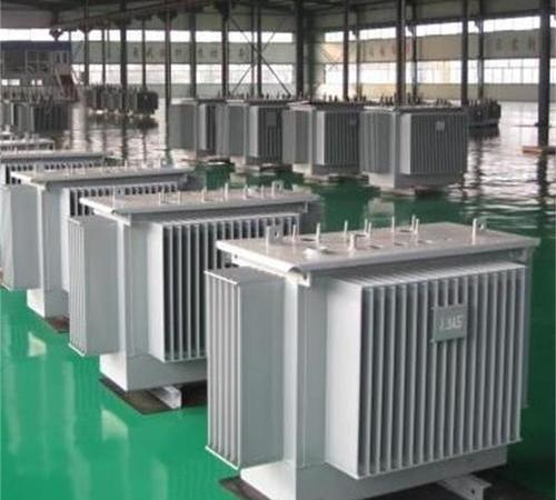 Three-phase oil-immersed isolation transformer