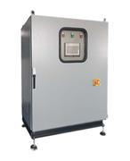 High-pressure spray dosing machine