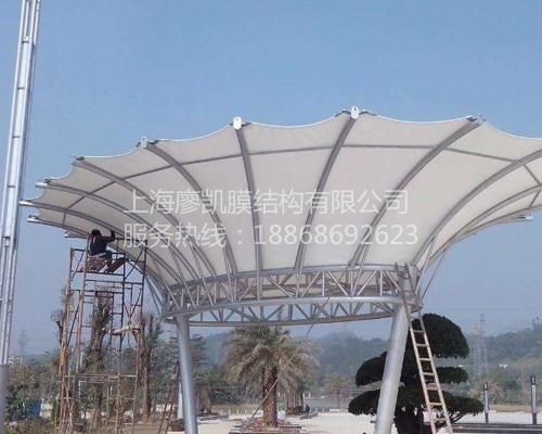 商业膜结构设施