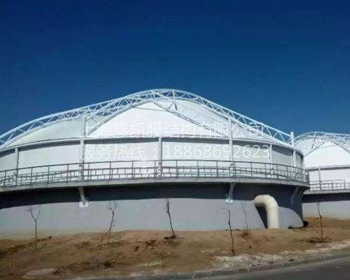 膜结构污水处理设备