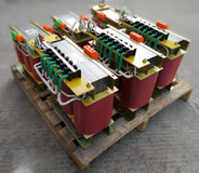 三相380v变190v/155v干式变压器