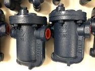 螺纹口倒桶式蒸汽疏水器
