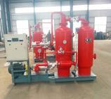 密闭式电动冷凝水回收设备