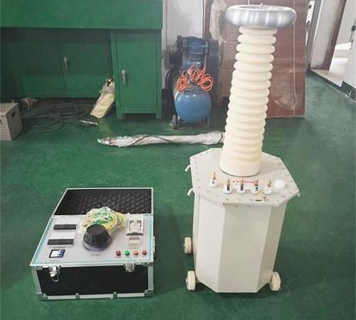 120kv / high voltage electret high voltage melt blown fabric generator