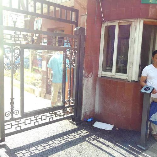上海市曲阳路489弄北郊小区