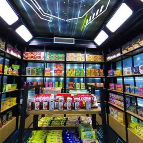 无人值守超市解决方案
