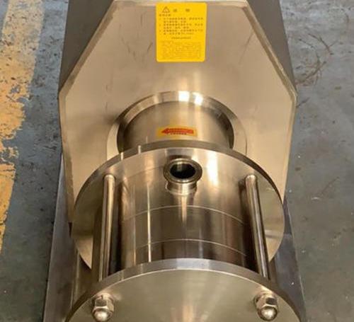 TRL3型三级管线高剪切分散均质乳化泵