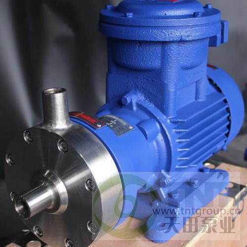 MHP型耐高压磁力泵