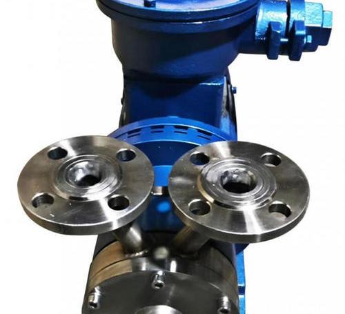MHP(T)X耐高温高压磁力旋涡泵
