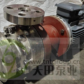 MHPT型耐高温高压磁力泵