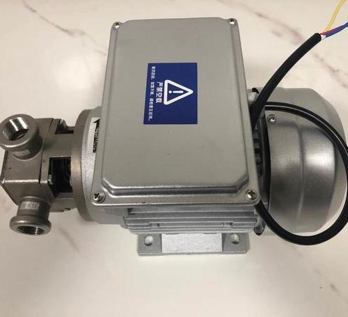 橡胶转子(叶轮)挠性泵