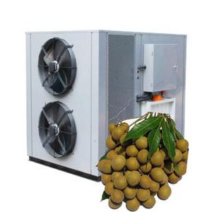 Application of air energy dryer in baking longan