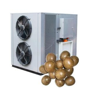 Application of heat pump dryer in baking Luo Han Guo