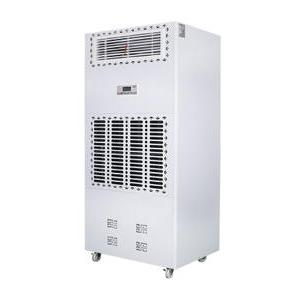 Archive room dehumidifier makes storage easy