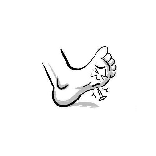 健康公开课:剔牙流血,铁钉扎脚,有伤口就可能得破伤风