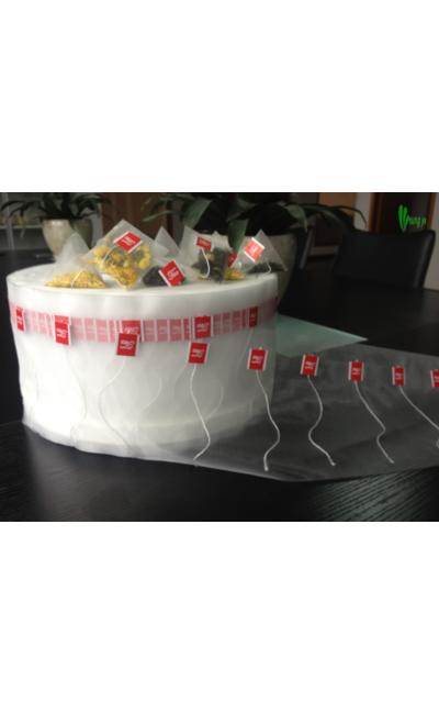 污污污视频老司机app破解版  Nylon mesh consumables for tea making in triangle bags