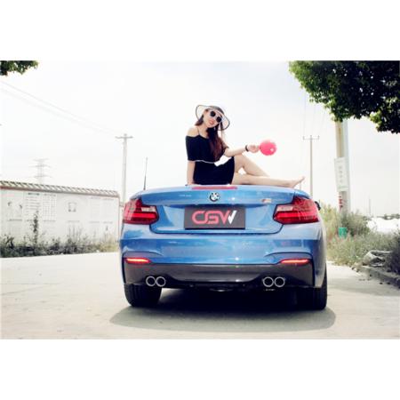 人会跑但车永远是你的 CGW最美女车主