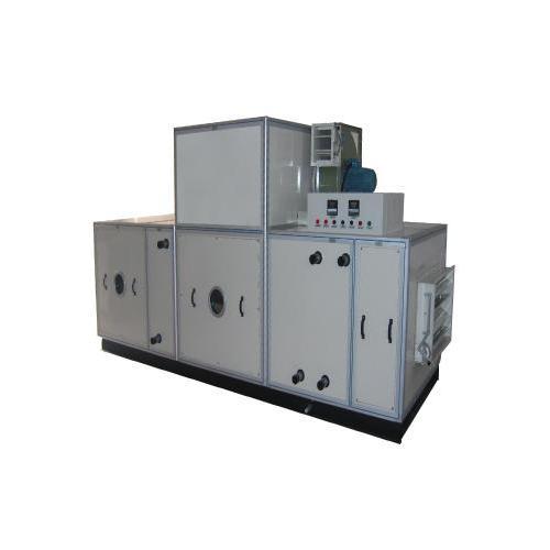 Combined rotary dehumidifier