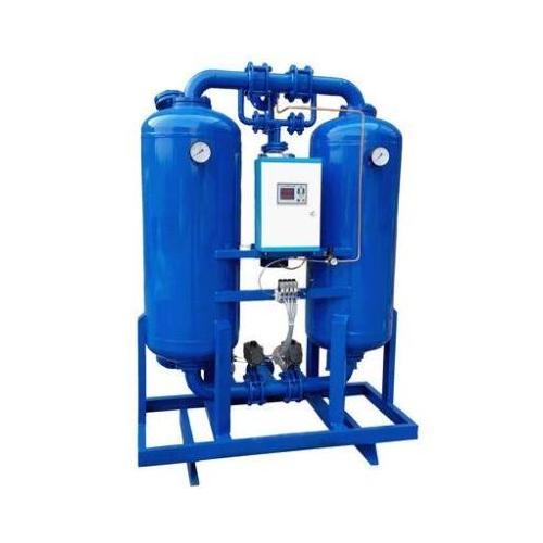 Micro-heat regeneration adsorption dryer