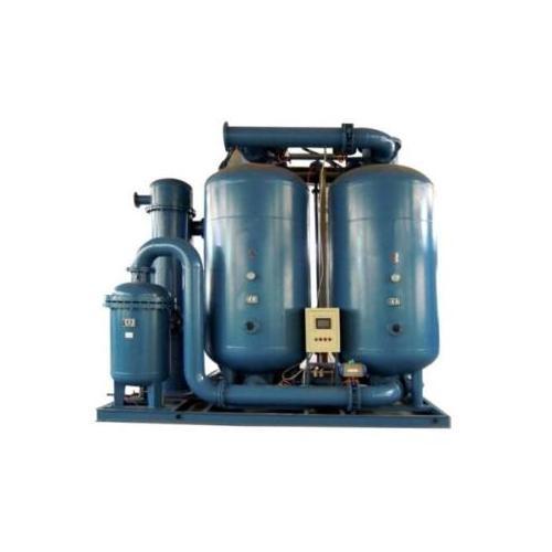 Waste heat regeneration adsorption dryer