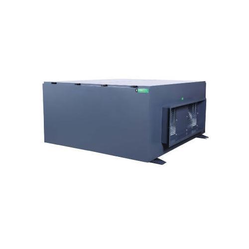 Full heat exchange fresh air dehumidifier