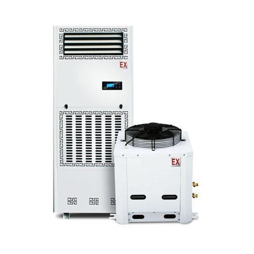 Explosion-proof temperature control dehumidifier