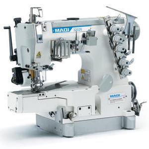 LS-32026-01CBRP 高速小方头式绷缝机(附后拖轮装置)