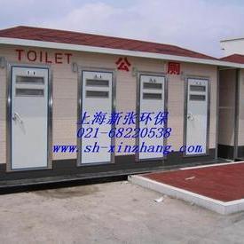 常熟移动厕所租赁