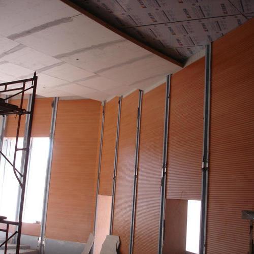 陶铝吸音板工程案例